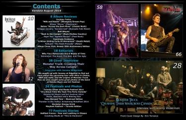 August 2014 Vandala Magazine