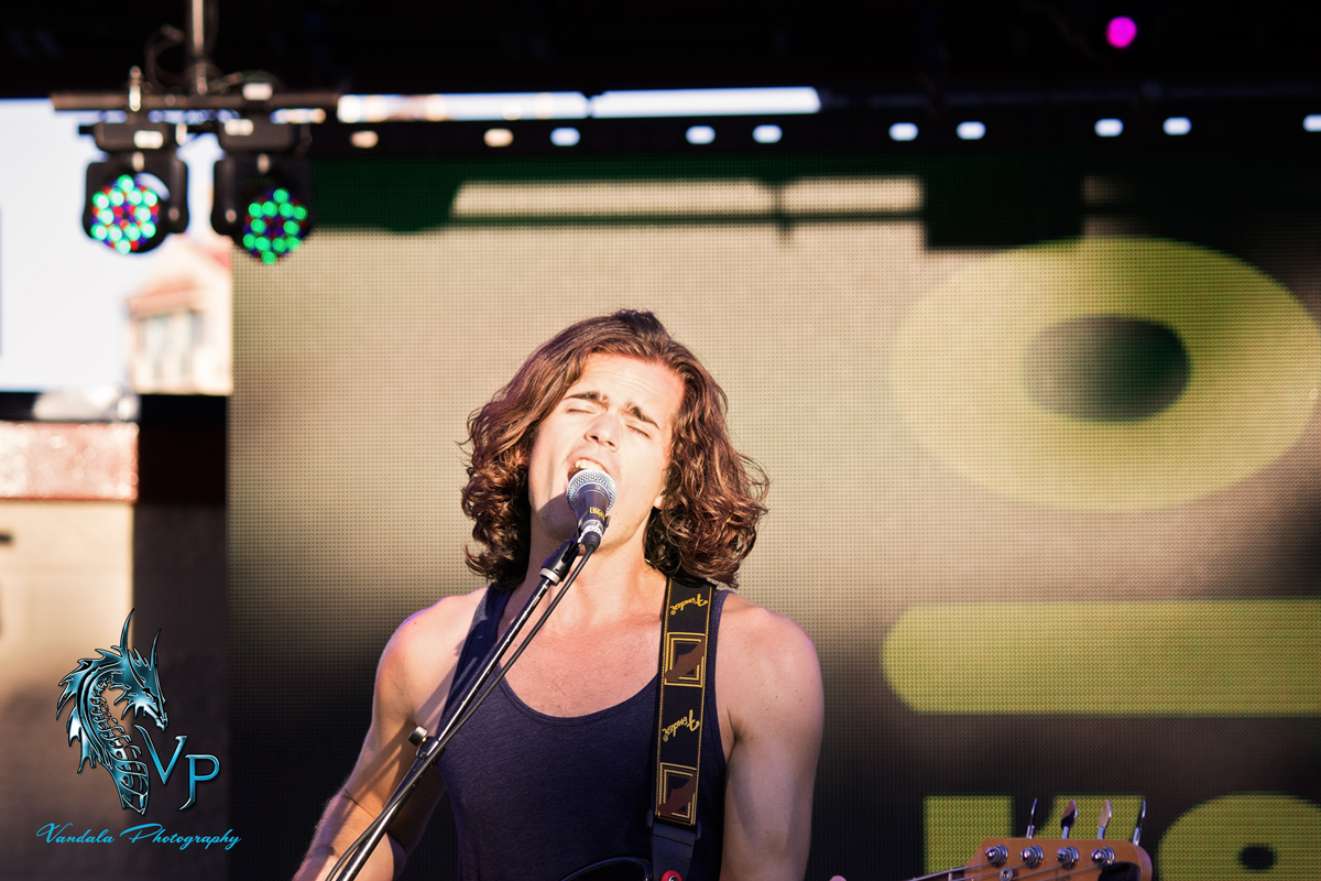 Kongos at Keloha Music & Arts Festival