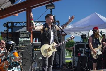 The Wild at Keloha Music & Arts Festival