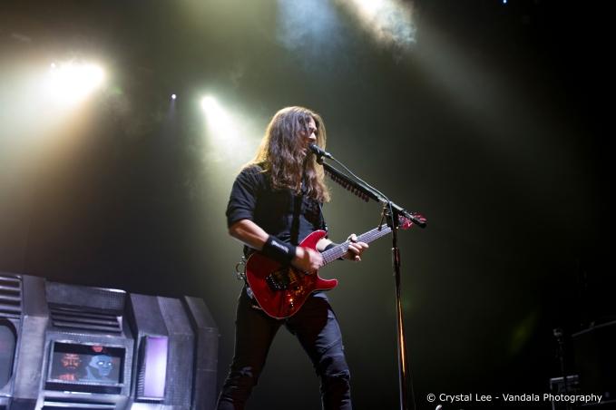 Megadeth, Suicidal Tendancies, Children of Bodom, Havok