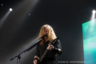 Megadeth, Suicidal Tendancies, Children of Bodom, Havok