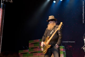 ZZ Top April 6, 2016, Prospera Place, Kelowna, BC