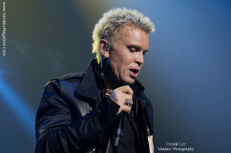Billy Idol in Kelowna, BC
